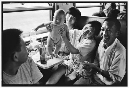 组图 火车上的中国人/【组图】火车上的中国人
