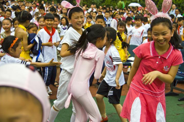 小学六一儿童节图片_六一儿童节小学的画