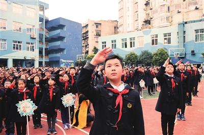 青羊中小学春季学期开启