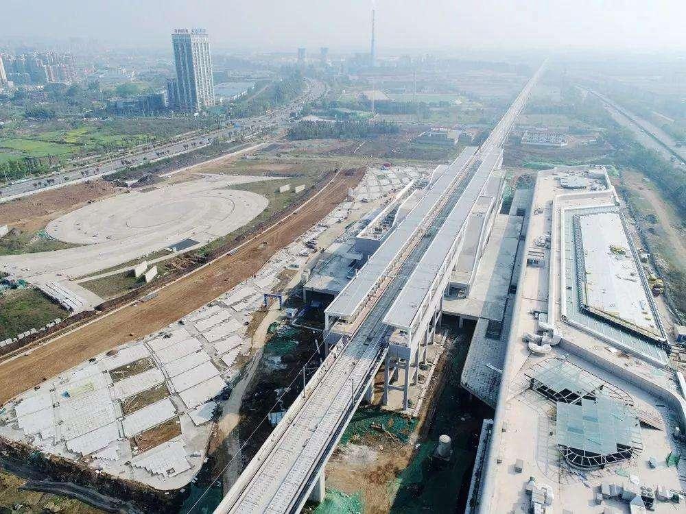 交通:成蒲铁路预计11月通车