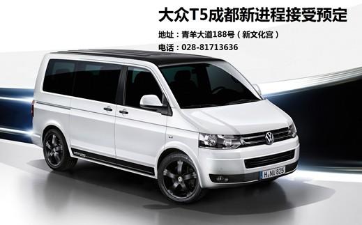 大众t5商务车报价_这就是集轿车的舒适豪华与商用车的顶级商务功能于一身的2012款大众